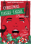 Christmas Hassle Tassel Burlesque